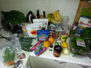 A few items for the detox