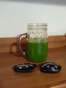 In love with green juice!