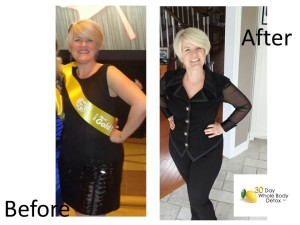 Sara's Detox Success