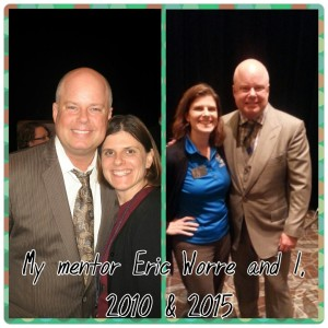 Eric Worre and I