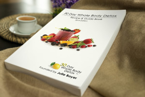coffee with 30 Day Whole Body Detox