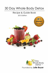 30 day whole body detox, bestseller